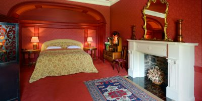 Bridal Suite at Mabie House Hotel