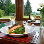 Great, local food at Mabie House Hotel